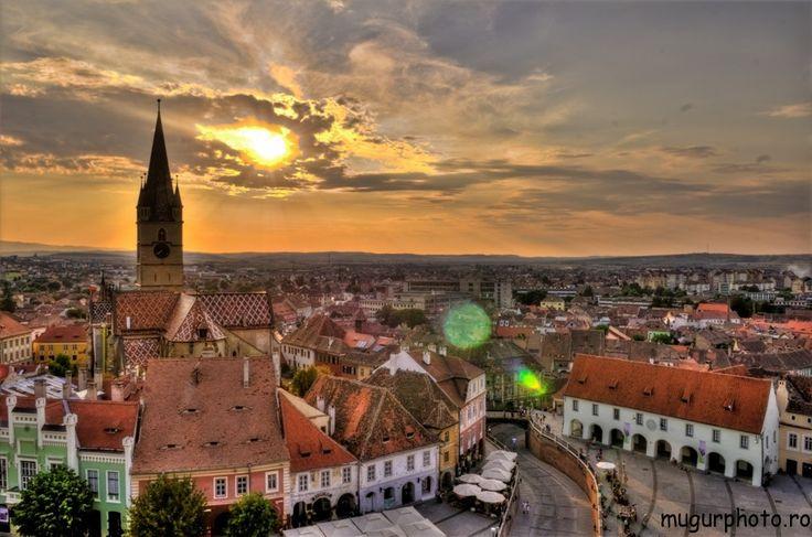 Centrul Vechi în Sibiu, Sibiu