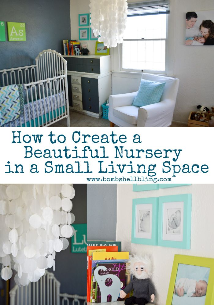 how to create space in a small bedroom