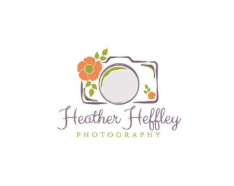 Photography Logo Design, Business Card Design and CD Label Design, Professional Photographer Branding - Customized Graphic Design Logo