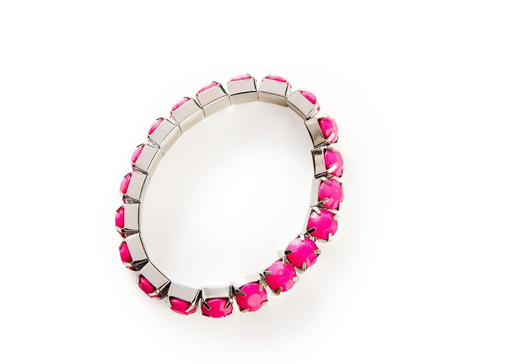 Pinkki rannekoru - Cailap #jewellery #beauty