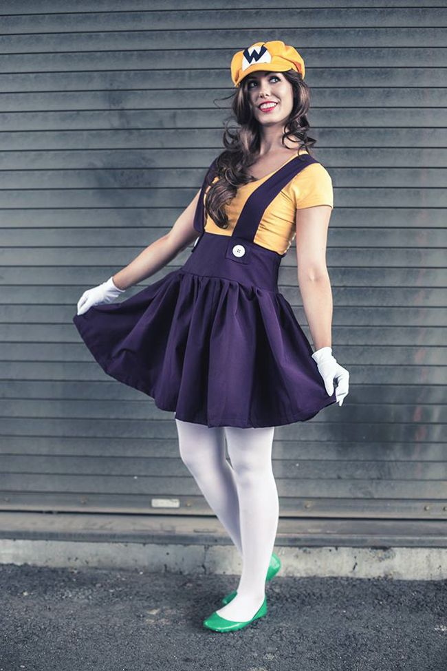 Cosplay | Fashion Wario | Kyla Is Inspired
