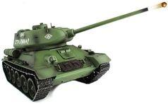 Радиоуправляемый танк Heng Long Танк Т34/85 3901-1  http://hobbystart.ru/item.php?id=42793