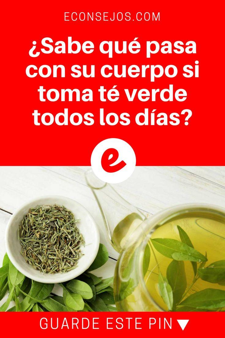 Té verde beneficios | ¿Sabe qué pasa con su cuerpo si toma té verde todos los días? | ADEMÁS, COMPARTIMOS UN VIDEO QUE LE ENSEÑA LA FORMA CORRECTA DE TOMARLO PARA APROVECHAR TODAS SUS PROPIEDADES (ESTAMOS SEGUROS QUE NO LO ESTÁ HACIENDO CORRECTAMENTE).