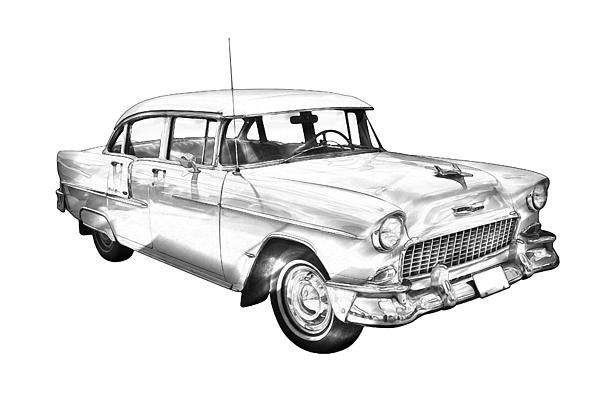 51 best classic and muscle car fine art poster prints