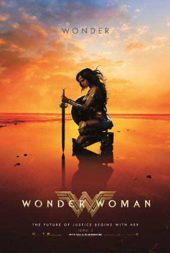 Wonder Woman (2017). Well handled origin story of Diana, princess of the Amazons.  She leaves her home with Steve Trevor in search of Zeus' son Ares, the god of war.  Stars Gal Gadot, Chris Pine, Robin Wright, and Connie Nielsen.