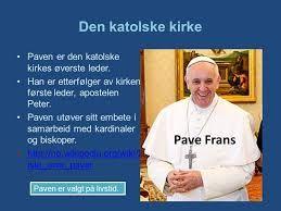 Bilderesultat for Vatikanet,katolske_kirken,paven