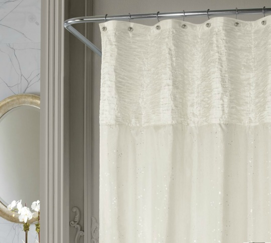 aww i want my shower curtain to sparkle 10 best shower curtains