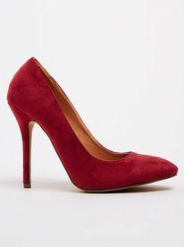 SISSY BOY Court Heels Red