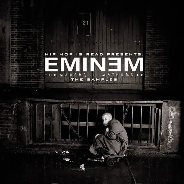 Eminem- The Marshall Mathers LP