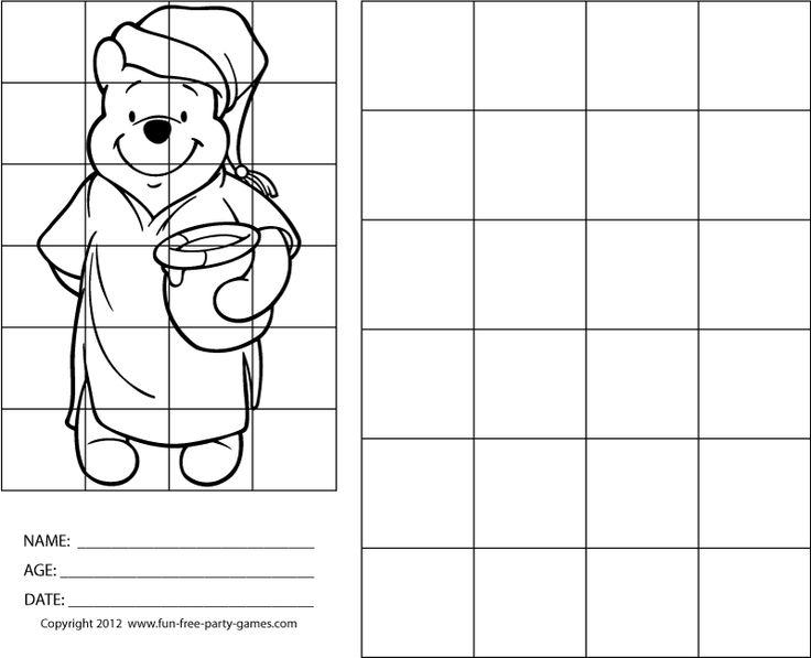 12 best grid drawing images on pinterest school art lessons and art tutorials. Black Bedroom Furniture Sets. Home Design Ideas