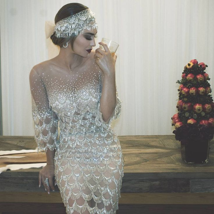 Gatsby Wedding Gown: Gatsby Night ! Why Not?! مين