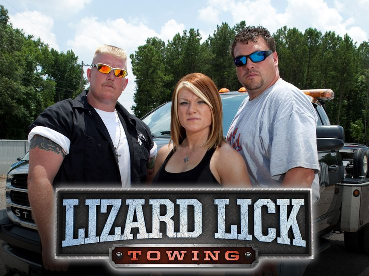 30 best images about Lizard Lick Towing Amy Shirley on ...