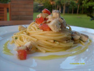 io...così come sono...: Spaghetti all'orata