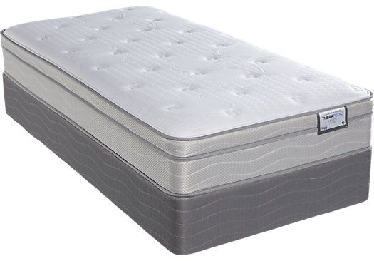 Shop for a Therapedic Legato Full Mattress Set at Rooms To Go Kids. Find  that will look great in your home and complement the rest of your furniture.