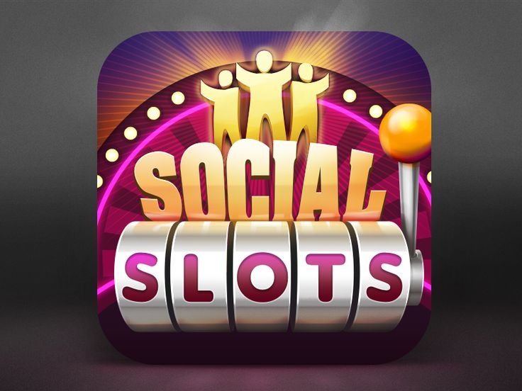 iOS Icon for Slots Games