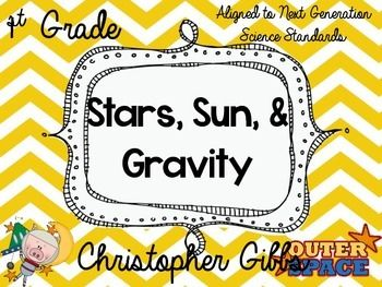 This resource is a Objects in the Sky 1st Grade unit aligned to the Next Generation Science Standards. It contains: -Day and Night Sky Activities -Sun Safety -Energy from the Sun - & Gravity.  It contains several different foldables and activities in an interactive way.