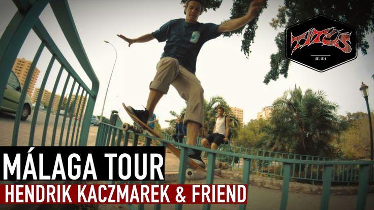 Málaga Tour 2014   Hendrik Kaczmarek & Fabian Semrau - http://DAILYSKATETUBE.COM/malaga-tour-2014-hendrik-kaczmarek-fabian-semrau/ -  http://www.youtube.com/watch?v=S8mIxpgRXoY&feature=youtube_gdata  Mit Fabian Semrau und Hendrik Kaczmarek haben sich zwei Aushängeschilder Osnabrücker Skateboardkunst auf den Weg nach Andalusien gemacht, um im schönen Malaga Moscatel, frittierten Fisch... - 2014, fabian, Hendrik, Kaczmarek, malaga, Semrau, tour