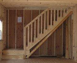 garage staircase - Google Search