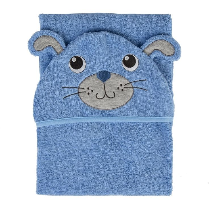 Teddy Hooded Towel