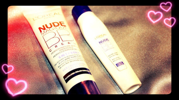 L'Oreal Nude Magique BB Cream/Concealer Review | LUUUX