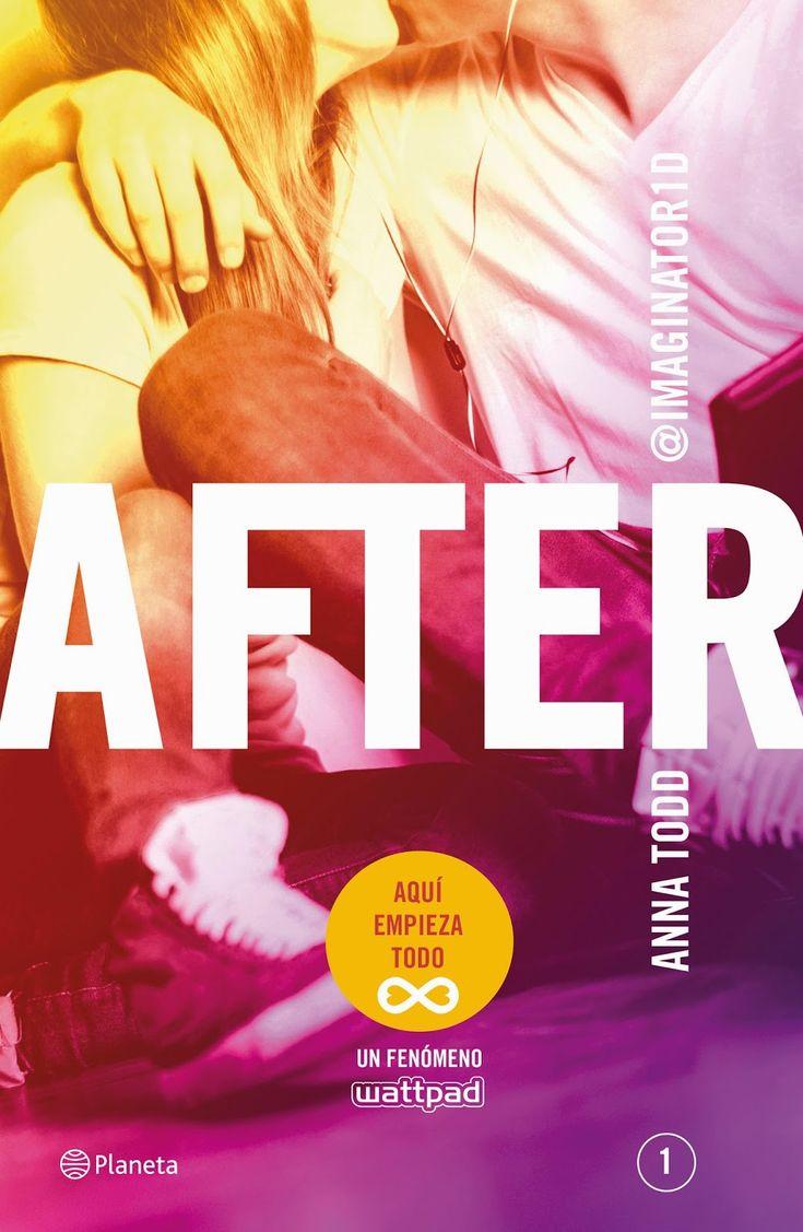 Literatura juvenil: Reseña: After - Anna Todd