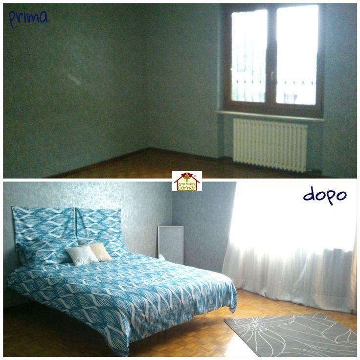 Before&after camera da letto