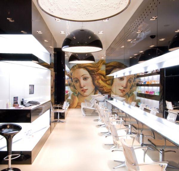 15 Must-see Decoration Salon De Coiffure Pins | Salon de coiffure ...