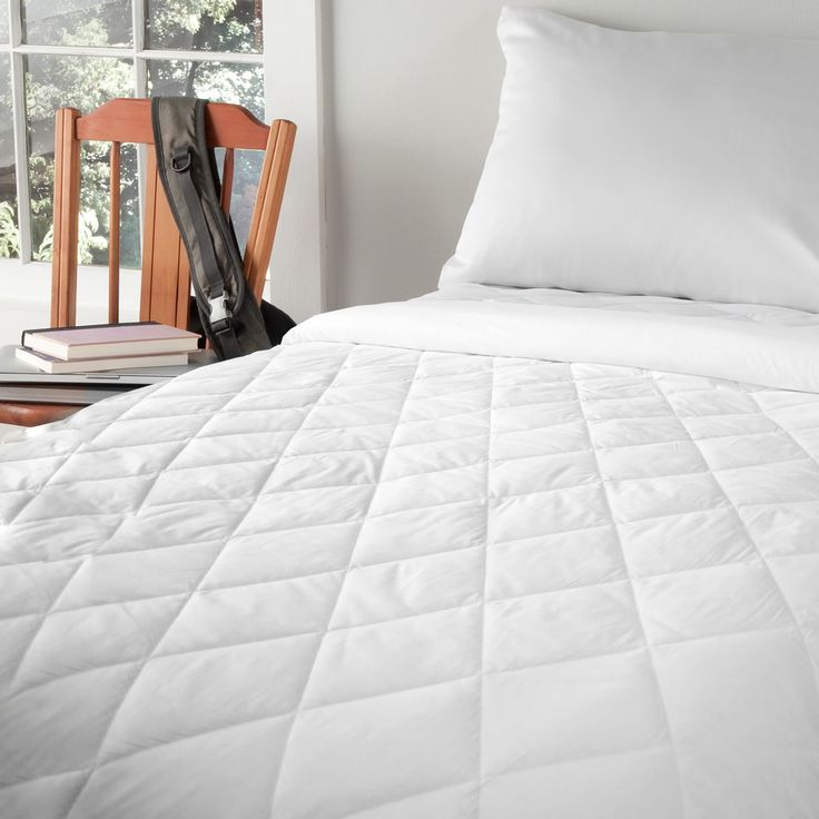 Downlite Diamond Quilted XL Down Blanket