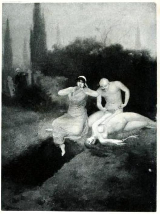 Albert Letchford: Aminah Ghul