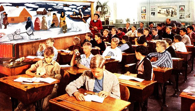 Classroom Decor Canada ~ Images about vintage school days old