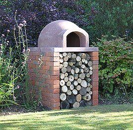 Ich würde gerne einen Holzofenpizzaofen im Freien lieben! es ist zwar teuer