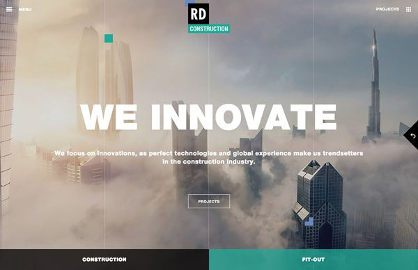 30 Award winning websites for inspiration
