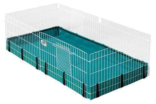 Large Hamster Cage Guinea Pig House Indoor Rabbit Cages Bed Toys Pet Home #MidWestHomesforPets