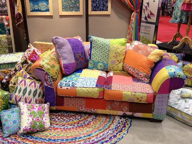 best 25 patchwork sofa ideas on pinterest. Black Bedroom Furniture Sets. Home Design Ideas