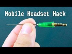 HOW TO - Build your own professional tanglefree PARACORD earphones / headphones for free - YouTube