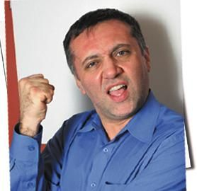 Paul Bellini is a Canadian comedy writer and television actor. Bellini is well-known figure in the Canadian television comedy industry for his work on The Kids in the Hall and This Hour Has 22 Minutes.  Born: September 12, 1959 Timmins, Ontario