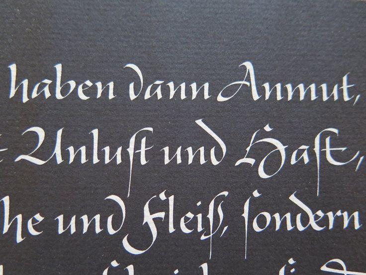Hermann Zapf Detail From Feder Und Stichel Https Www