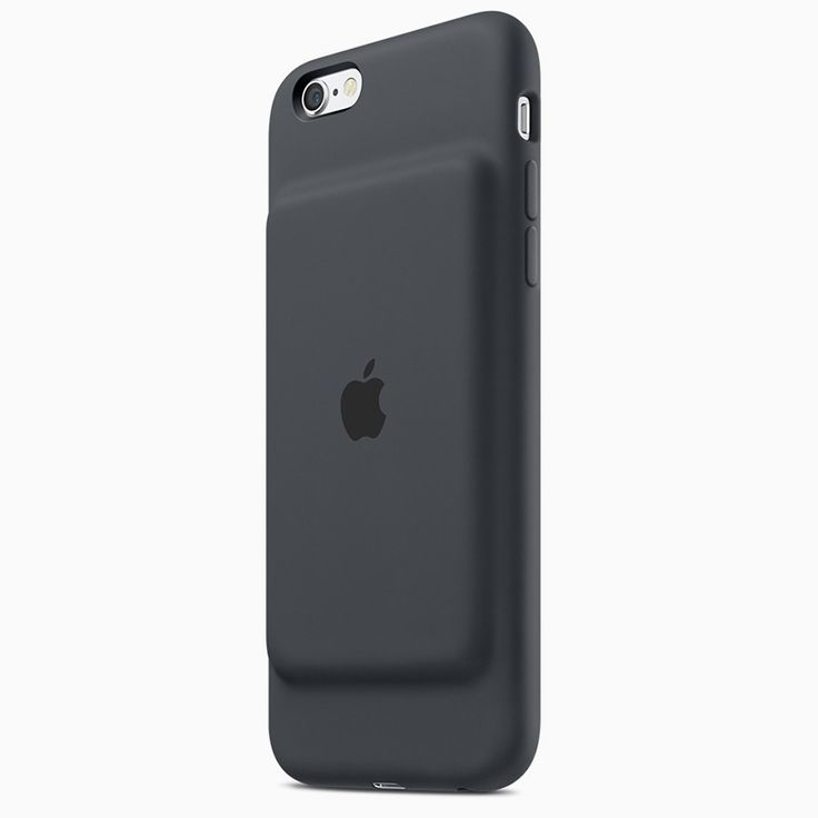 apple smart battery case offers up to 25 extra talking hours to iPhone 6 models