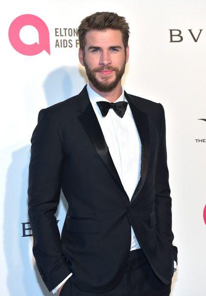 Liam Hemsworth - The Most Dapper Men At The 2018 Oscars - Photos