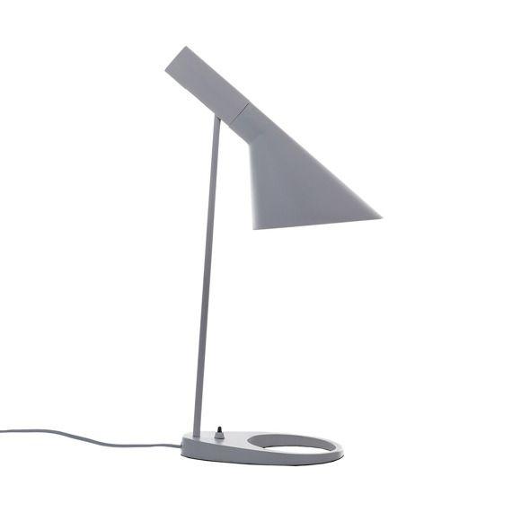 Italux Volta biała Lampka Stołowa