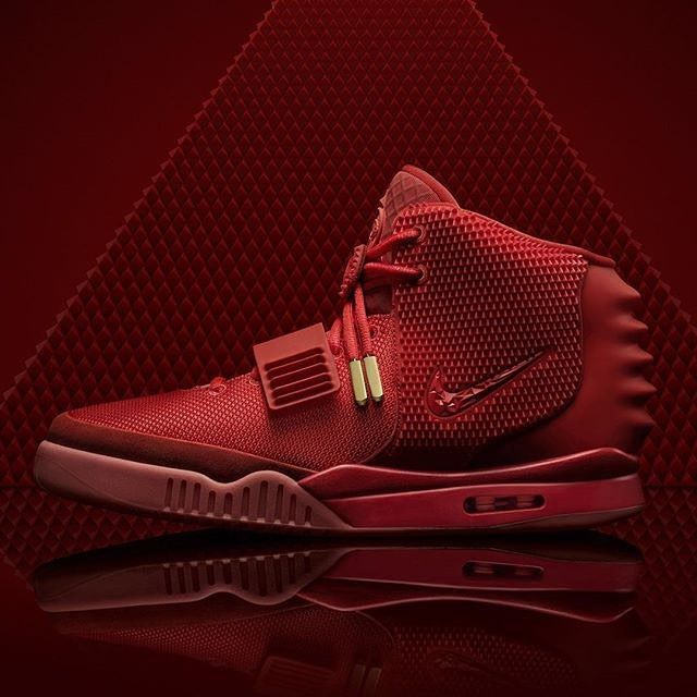 Nike air Yeezy 2's red October. From $4000 to $20000. I'd hate to lose these shoes @sneakernews . Kanye Wests red Octobers are old but are still good. Remember to shop now at http://ift.tt/2F9A5U2