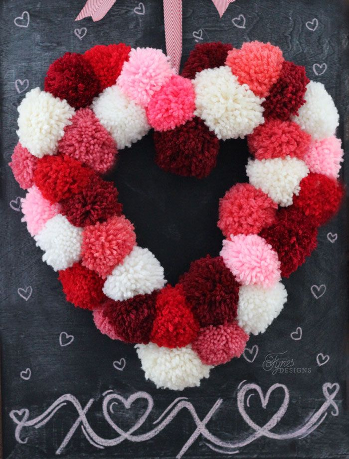 28 Adorably Elegant Diy Valentine S Day Decor Ideas