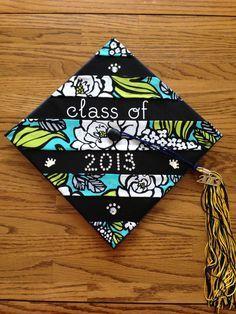 high school graduation cap designs - Google Search