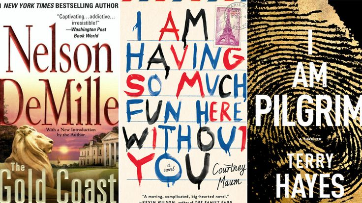 Sexy, scary, suspenseful: 11 books to put on your summer reading list