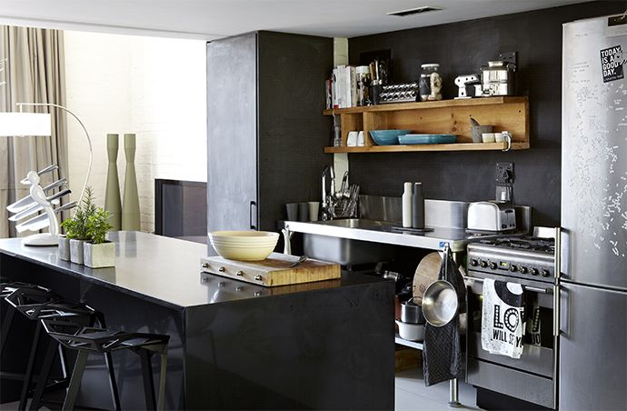 House of the Year 2015 - Top 10  Please vote for our VJ115 design! #House02  Stand to winb R30 000 in Smeg appliances   #HouseAndLeisure #HouseOfTheYear2015 #DelFanteDesign #Architecture #InteriorDesign #interiors #monochrome #Design #ArtDeco #LoftApartment #CityLife #CapeTown #IndustrialChic #GWA