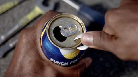 Miller Lite's New Can Lets You Drink So Fast, You Almost Don't Taste the Beer | Adweek