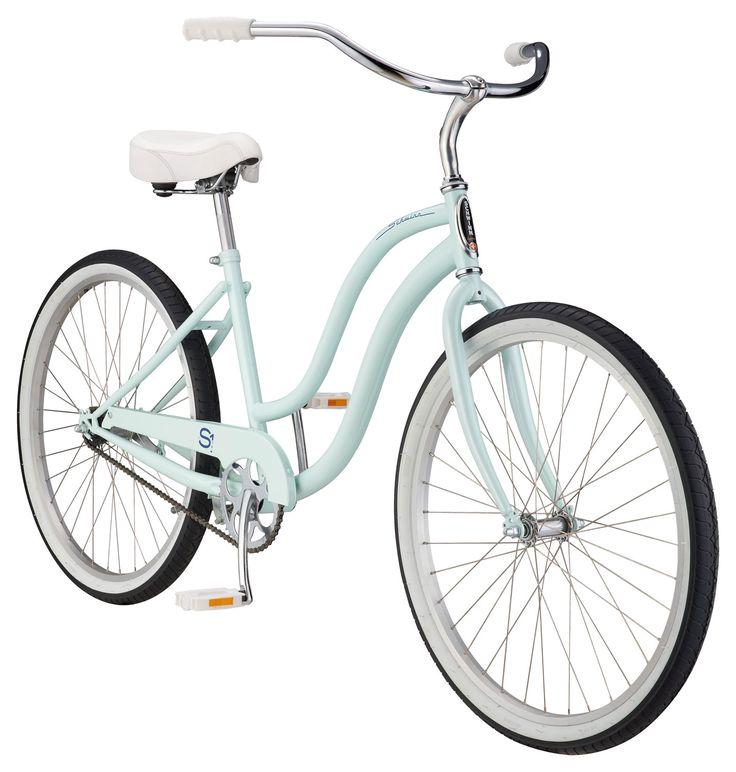Женский велосипед Schwinn S1 Woman Mint (2017)