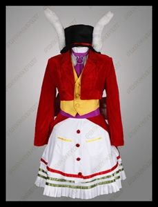 Show details for Best Alice: Madness Returns Late But Lucky Dress Cosplay For Sale