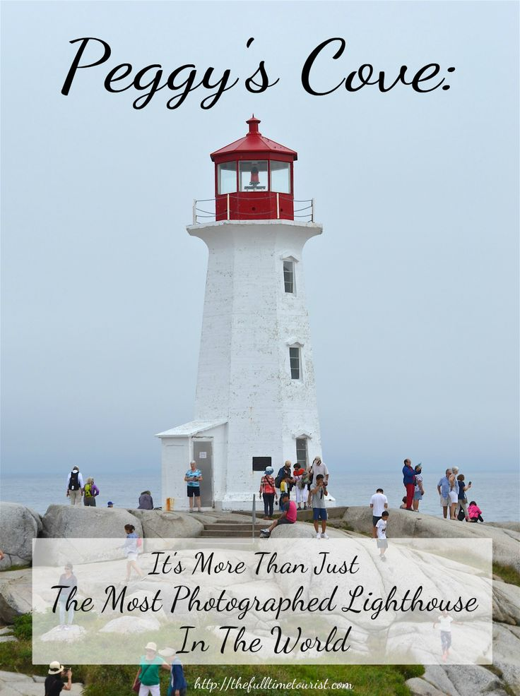 The small town tales of Peggy's Cove captured my heart. From legends of naming their town after a lone shipwreck survivor to paying tribute to lost fishermen at sea to devastating plane crashes, this community of about 35 permanent residents are more noteworthy than their lighthouse. Here's what I learned about Peggy's Cove during my trip there…