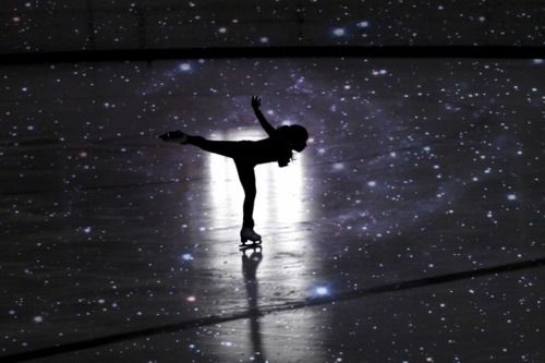 figure skating = <3